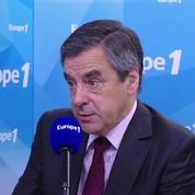 François Fillon somme Philippe Martinez d'arrêter les manifestations
