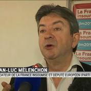 Jean-Luc Mélenchon parle d'une offense faite à l'image de notre pays