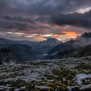 Les images sublimes des Alpes en timelapse