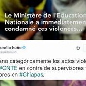 Mexique: Des enseignants tondus pour trahison par leurs collègues