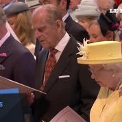 L'Angleterre célèbre les 90 ans de la reine