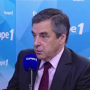 François Fillon veut «priver de liberté» les personnes en contact avec Daesh