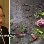 Manifestation interdite: une faute historique selon Christian Paul
