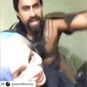 Khaleesi rappe sur Tupac pendant le tournage de Game of Thrones