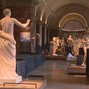 Les réserves du Louvre évacuées à titre préventif