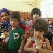 A Falloujah, la crainte de l'utilisation d'enfants comme boucliers humains par l'Etat islamique
