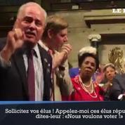 États-Unis : «sit-in» des Démocrates à la chambre des représentants