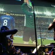 Un match de l'Euro commenté en musique à la Philharmonie de Paris