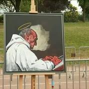 Hommage solennel pour le père Hamel à Saint-Etienne-du-Rouvray