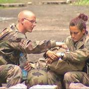 Comment sont formées les jeunes recrues de l'armée de terre?