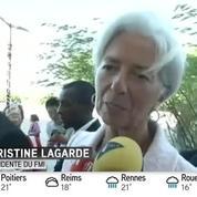Christine Lagarde se rappellera toute sa vie de cette citation de Michel Rocard