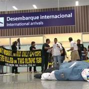 JO de Rio: la colère gronde chez les forces de l'ordre brésiliennes