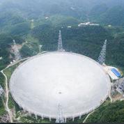 La Chine inaugure le plus grand télescope du monde