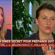 Un dîner secret de la gauche alternative pour préparer 2017 (info iTELE)