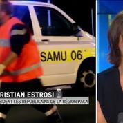 Attentat à Nice : Nice a connu le plus grand drame de son histoire contemporaine, selon Christian Estrosi