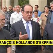 F. Hollande: