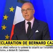 Cazeneuve lance un appel à rejoindre la réserve opérationnelle