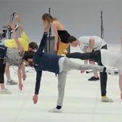 Pierre Rigal, l'humour de la danse