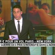 Une compagnie islandaise casse les prix sur la ligne Paris-New York