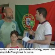 Le cousin portugais de Griezmann soutient la Seleçao