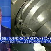 Diesel : la Commission Royal n'exclut pas que des logiciels tricheurs équipent d'autres marques