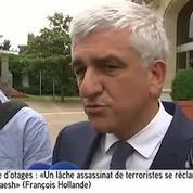 Saint-Etienne-du-Rouvray : Hervé Morin craint