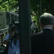Etats-Unis: Tim Kaine, l'ennuyeux, mais sérieux colistier d'Hillary Clinton