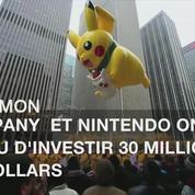 Pokémon GO : le jeu mobile auquel vous n'échapperez pas