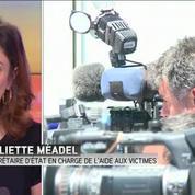 Juliette Méadel: L'Etat sera toujours présent pour indemniser les victimes d'attentat