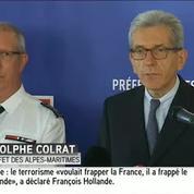 Nice : les autorités n'ont menti à aucun moment selon le préfet des Alpes-Maritimes