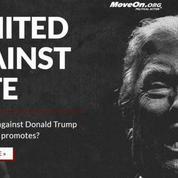 Plus de 100 célébrités s'unissent contre Donald Trump