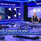 Alain Marsaud : A titre personnel je me défend, je porte une arme
