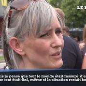 Munich : premiers rassemblements devant les lieux de la fusillade