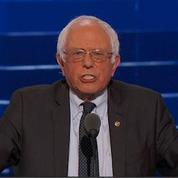 Bernie Sanders réaffirme son soutien à Hillary Clinton