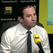 Benoit Hamon remet en question la politique extérieure de la France