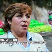 Tourisme de masse : les déchets s'entassent sur le Machu Picchu