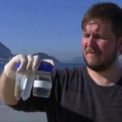 Rio de Janeiro: les eaux de la baie de Guanabara toujours polluées quelques jours avant le début des JO