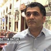 Les Champs-Élysées d'Istanbul souffrent du climat d'insécurité qui règne en Turquie