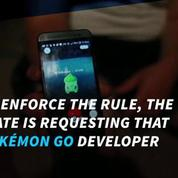 New York to ban sex offenders from playing Pokemon Go