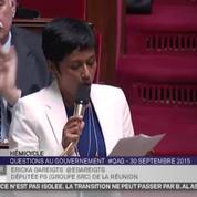 «Moi, députée noire de la République» : quand Ericka Bareigts s'opposait à Nadine Morano