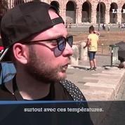 Les joueurs de Pokémon GO envahissent Rome