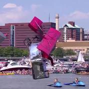 Découvrez le Flugtag, cette compétition délurée d'engins volants non motorisés