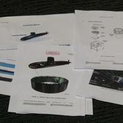 Le constructeur de sous-marins DCNS victime d'une fuite de documents stratégiques