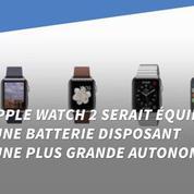 Une nouvelle Apple Watch serait prévue pour l'automne