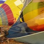 Les championnats de France de montgolfière ont lieu depuis mercredi dans la Vienne