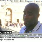 Teddy Riner: « C'est toujours une fierté d'être reçu à l'Élysée »