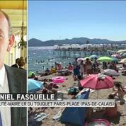 Le maire du Touquet interdit le burkini dans sa commune