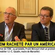 Football : les objectifs de Frank McCourt, le nouveau propriétaire de l'OM