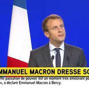 Emmanuel Macron : «Je me devais de prendre la mer»