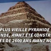 La formidable découverte d'une pyramide antique au Kazakhstan